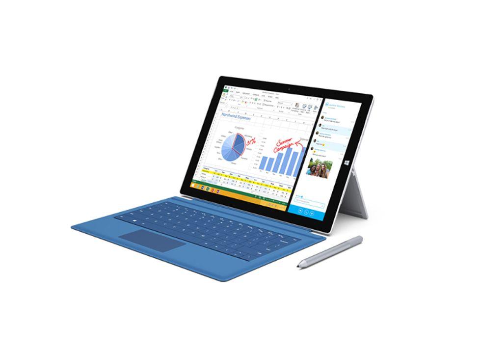 Surface Pro 3: ecco il tablet di Microsoft che sfida i notebook