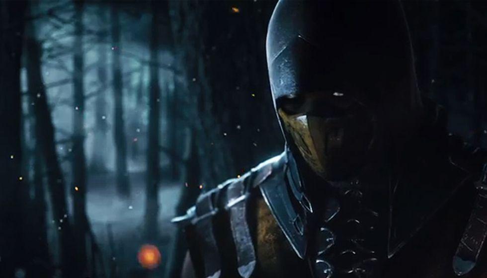 Mortal Kombat X - Trailer