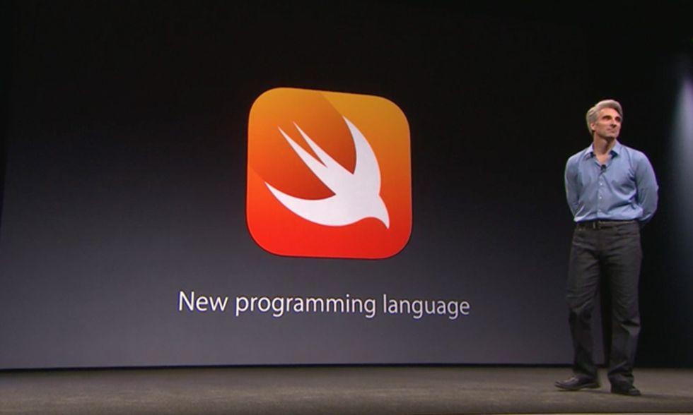 Swift, il nuovo linguaggio di programmazione di Apple