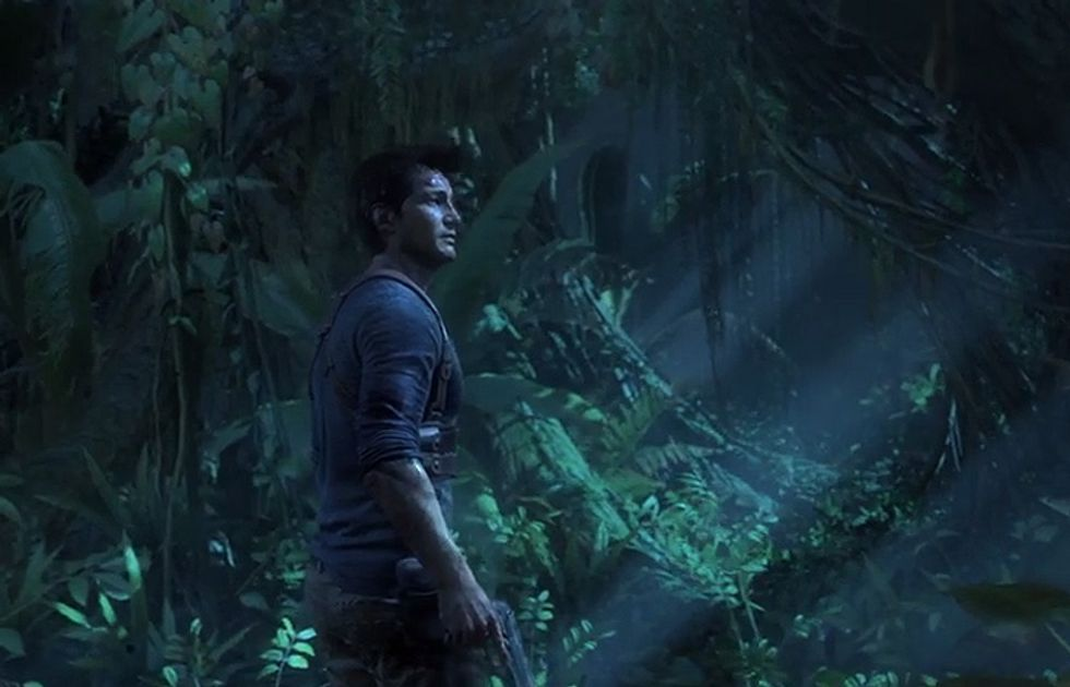E3 2014, Uncharted 4: A Thief's End – Trailer