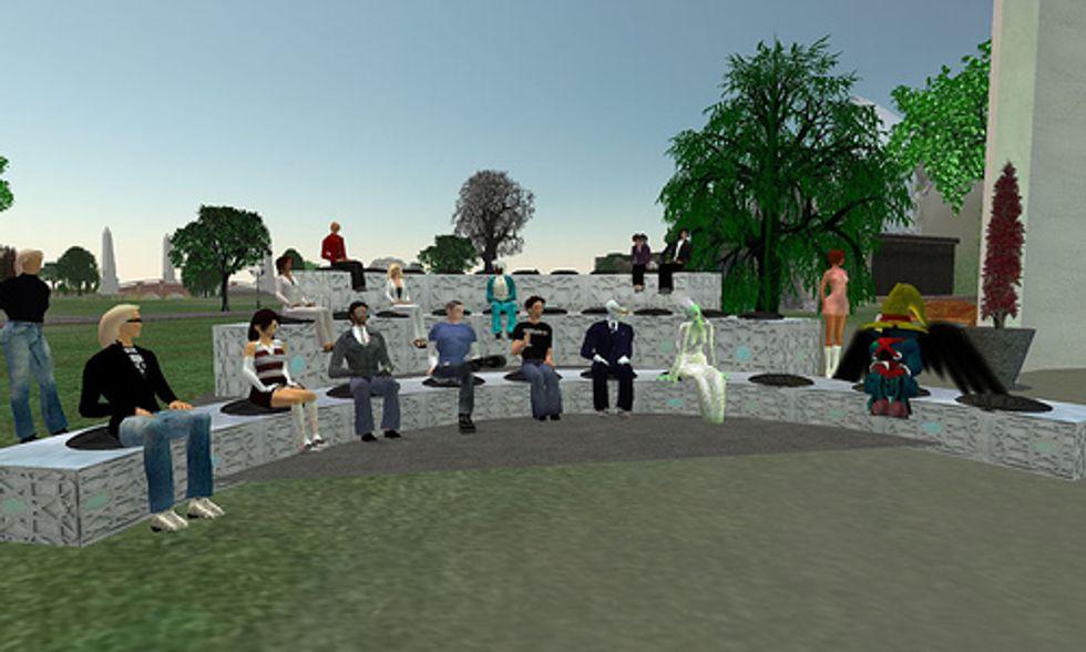 Torna Second Life: tutta un'altra vita