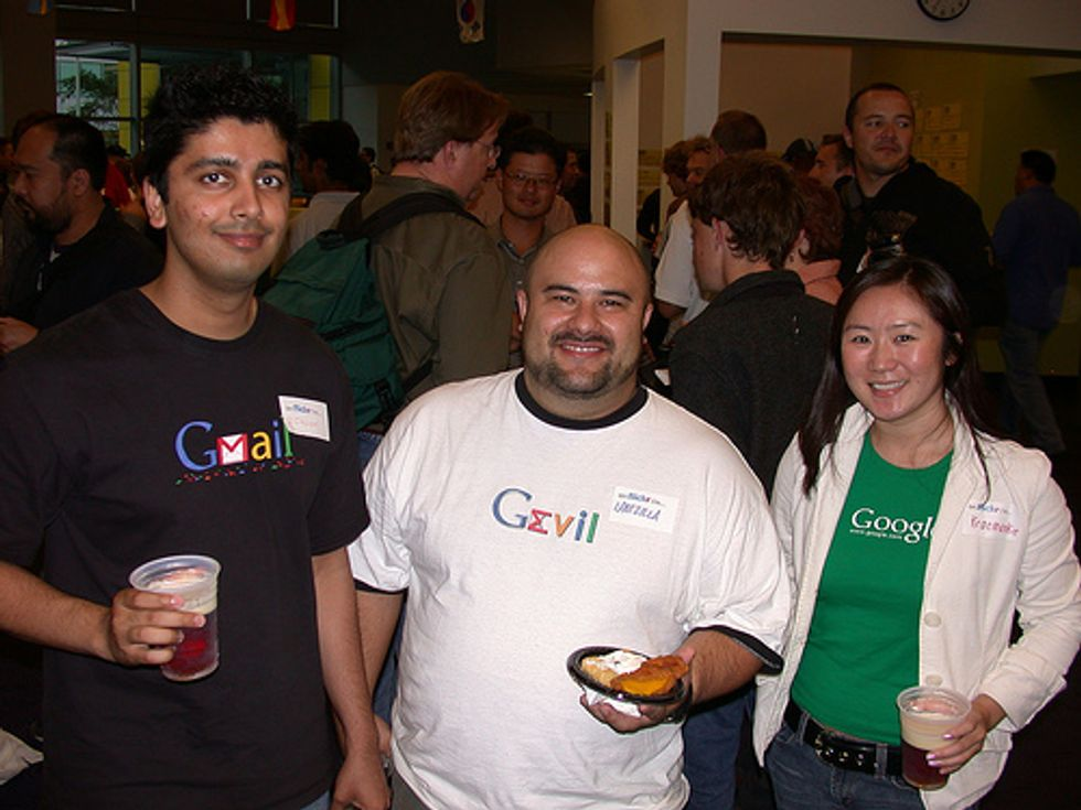 Google: non c'è spazio (o quasi) per le minoranze