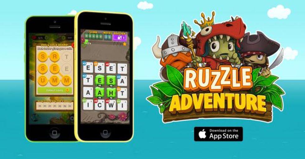 Ruzzle Adventure: i primi trucchi per vincere