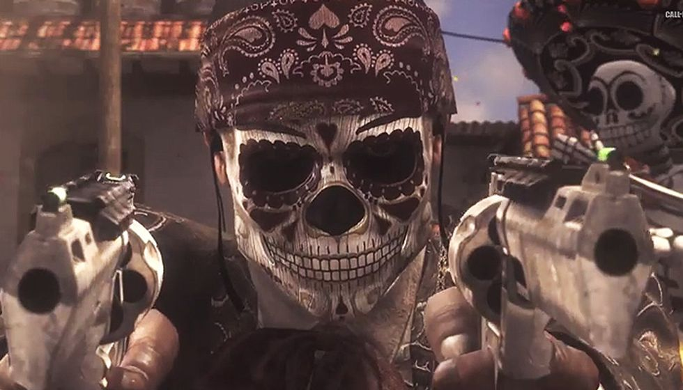 Call of Duty: Ghosts - Invasion, il nuovo dlc – Trailer