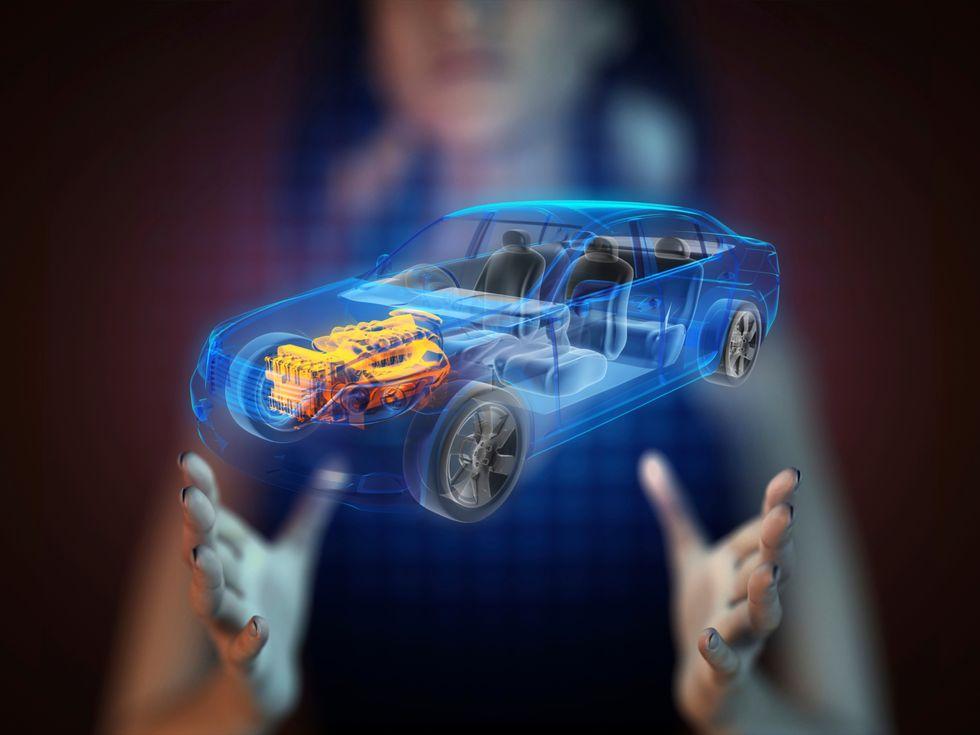 La tua auto si guiderà da sola grazie a questo chip