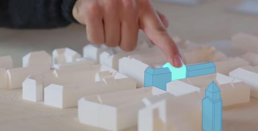 Thermal Touch, l'interfaccia termica per trasformare ogni cosa in un oggetto cliccabile