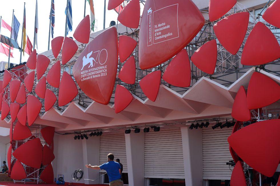 Oltre Venezia 2013: il cinema, business in crisi