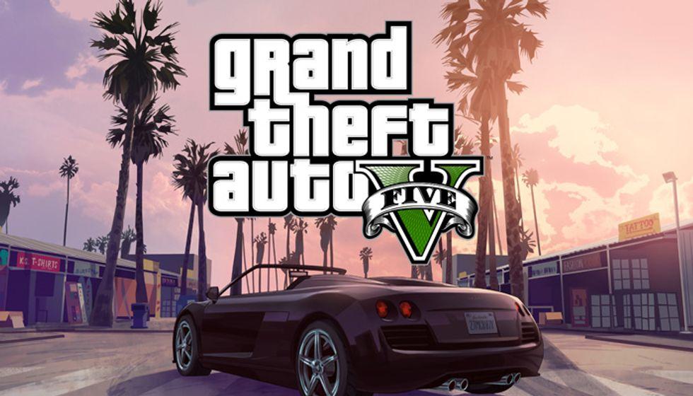 E3 2014, Grand Theft Auto 5 per next gen – Trailer