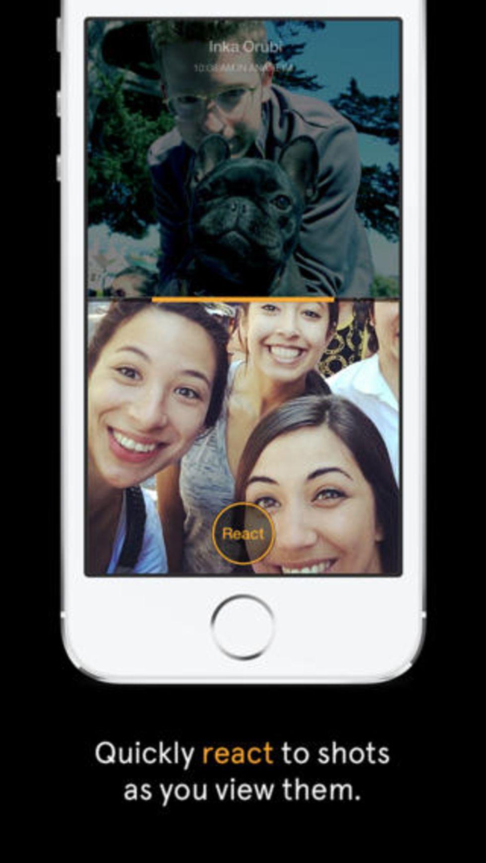 Facebook crea Slingshot contro Snapchat. Ecco come funzionerà