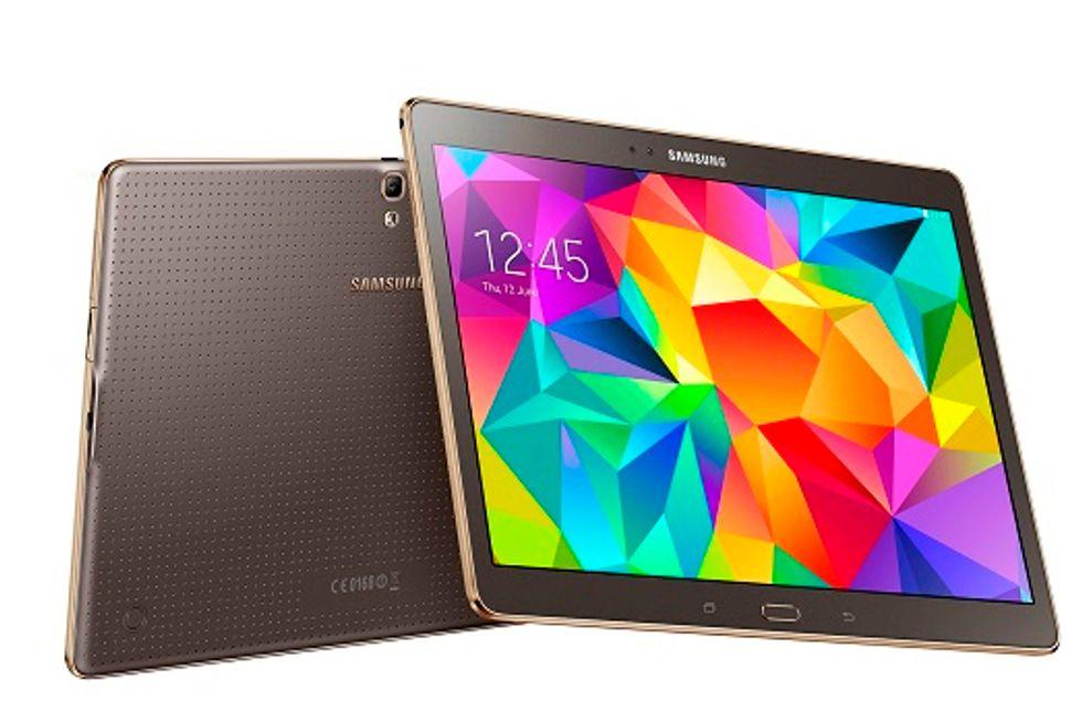 Samsung Galaxy Tab S: le differenze con l'iPad