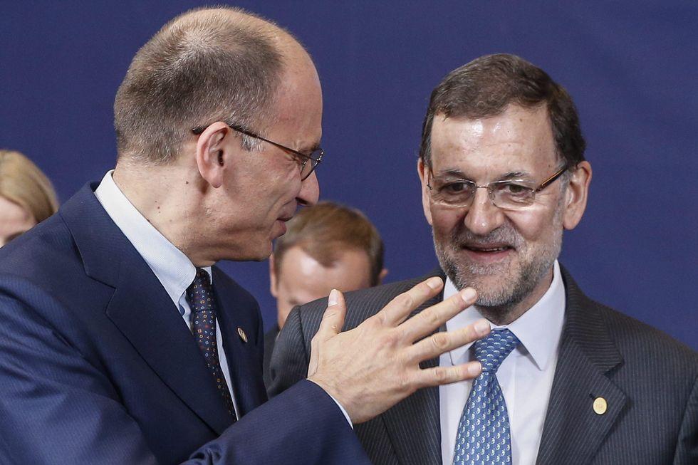 Spagna-Italia, perché Madrid piace più di Roma