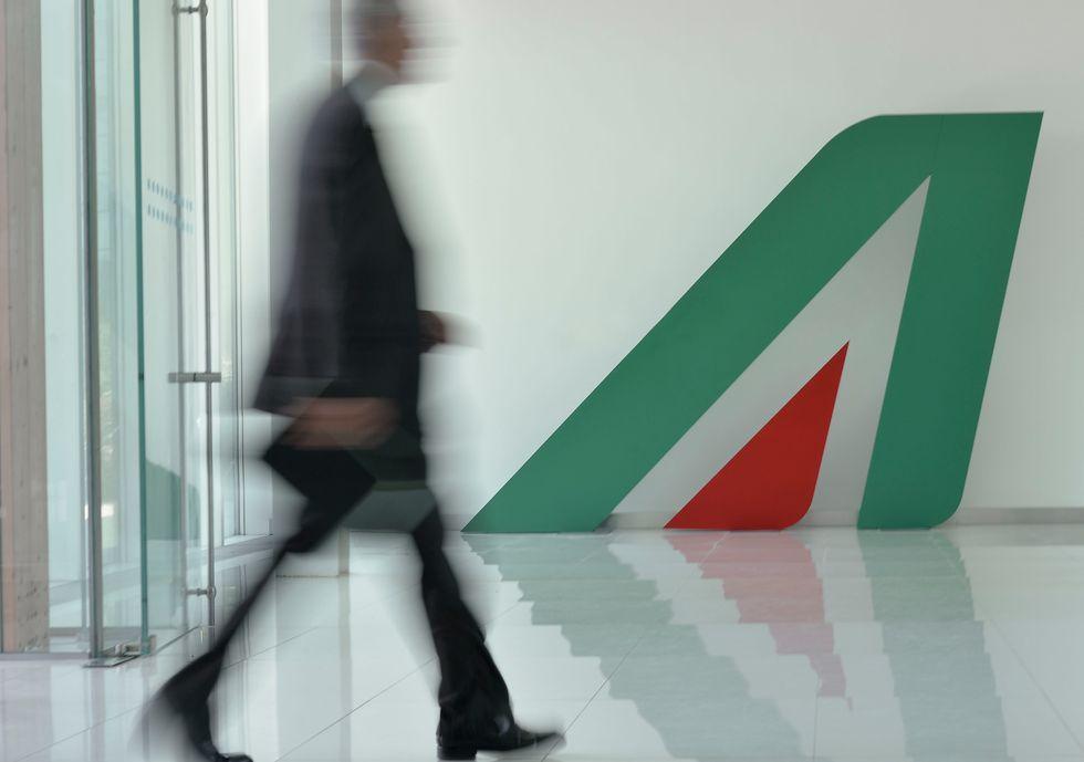 Alitalia, tra Natale e Capodanno +7% di passeggeri