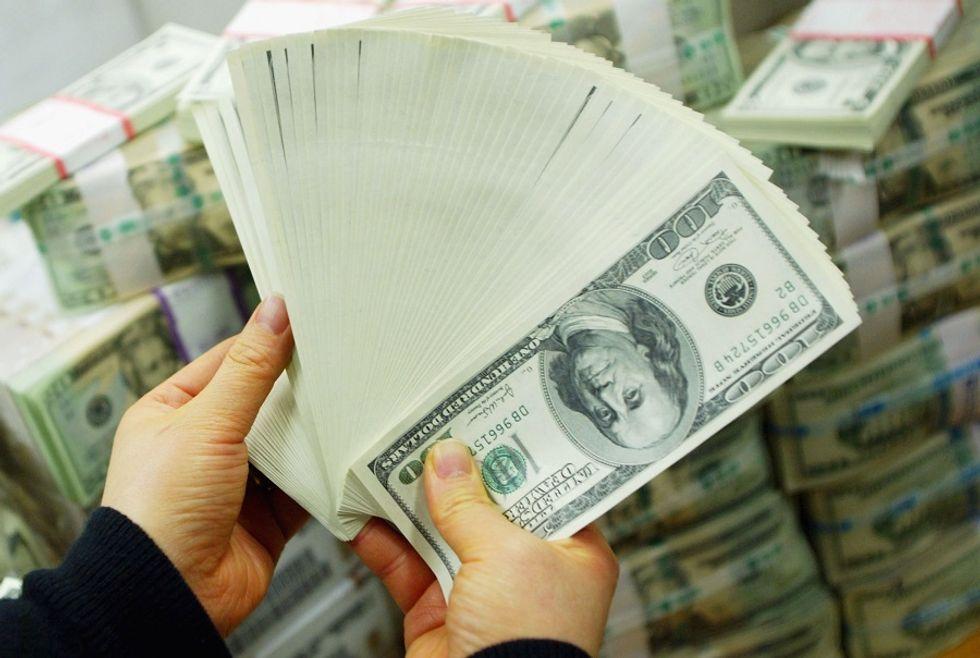 I 20 nuovi ricchi d'America
