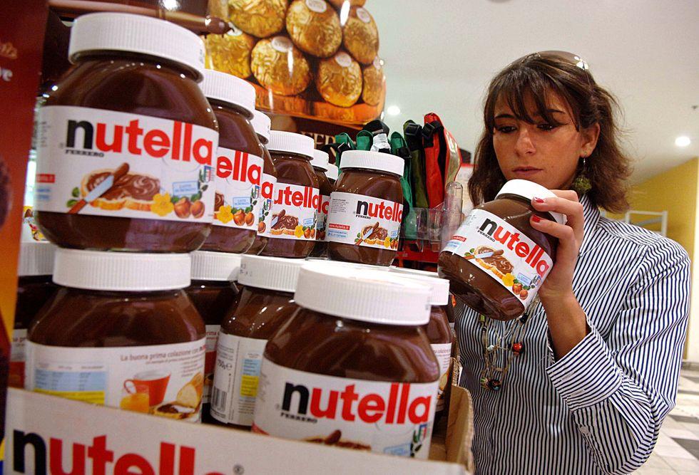 Nutella: il sogno proibito della Nestlé
