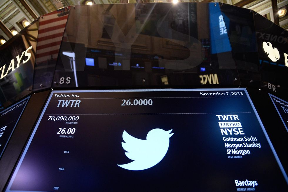 Twitter a Wall Street... su twitter