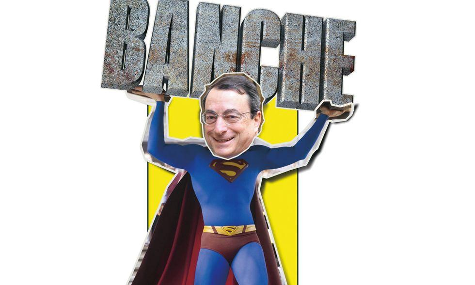 Mario Draghi alla Bce ora non può aiutarci