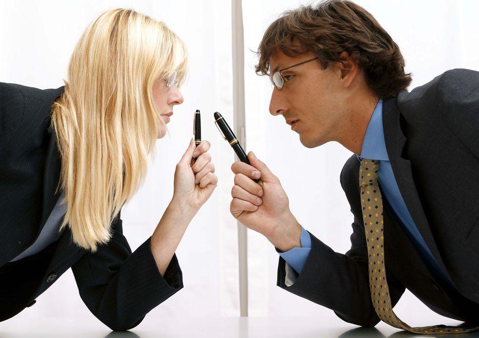 Come fare carriera parlando male di se stessi