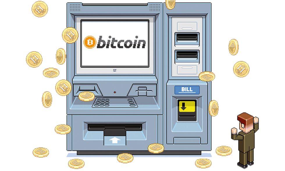 Bitcoin tenta il salto dal virtuale al reale