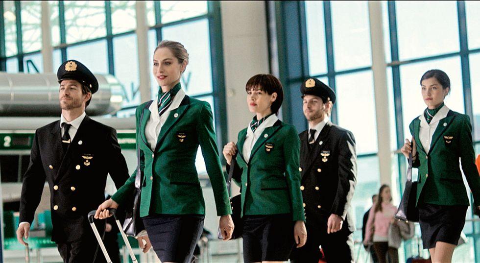 """""""Alitalia: scegli come volare"""""""