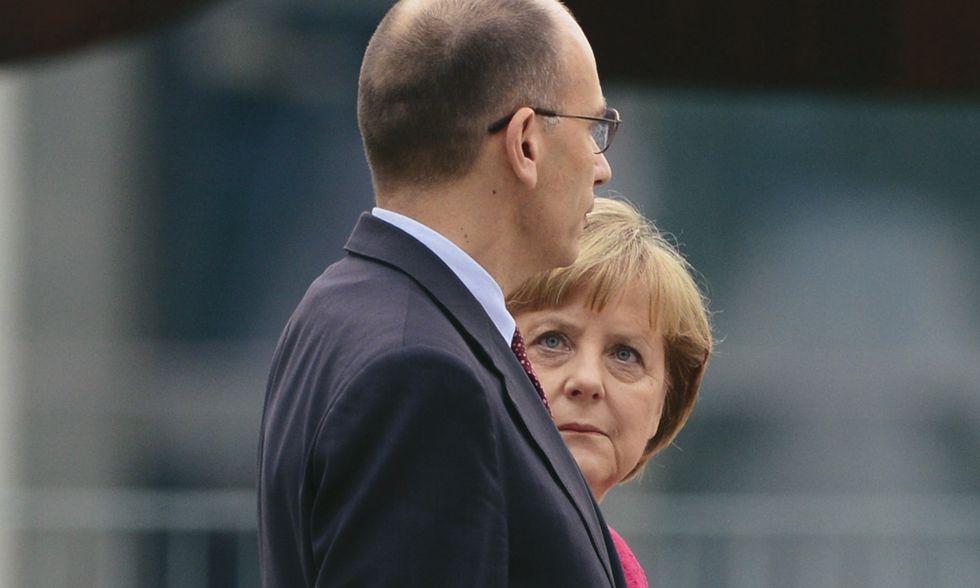 Le opposte malattie di Italia e Germania