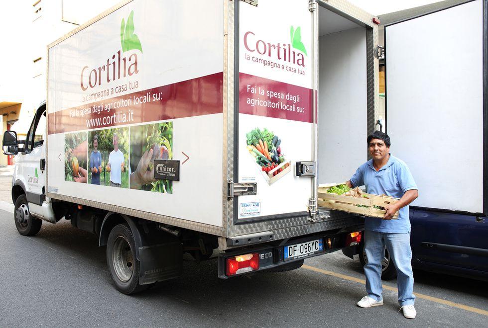 Cortilia, ora i prodotti agricoli si raccolgono sul Web