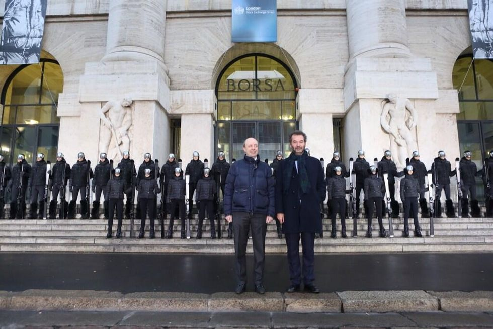 Piumini Moncler in Borsa: perché il debutto è stato un successo