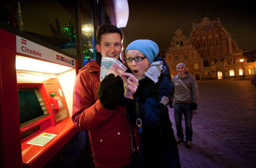 Lettonia nell'euro: punti di forza e di debolezza