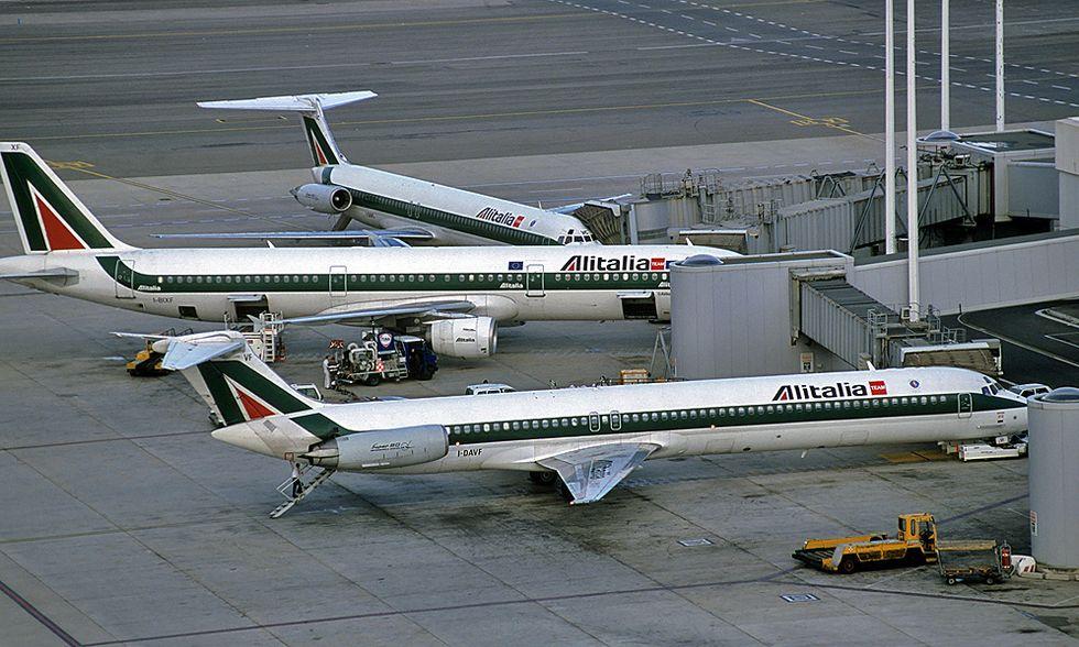 Alitalia, nuova campagna promozionale per voli in Europa e nel mondo