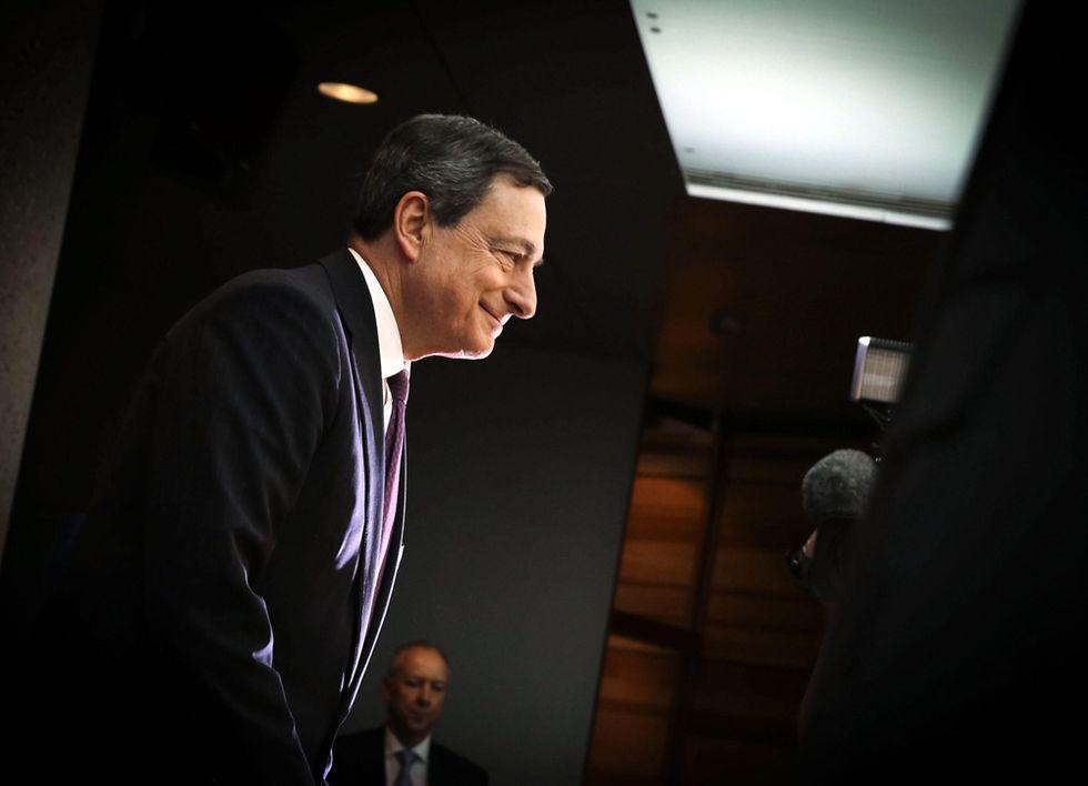 Deflazione, perché Draghi è ottimista
