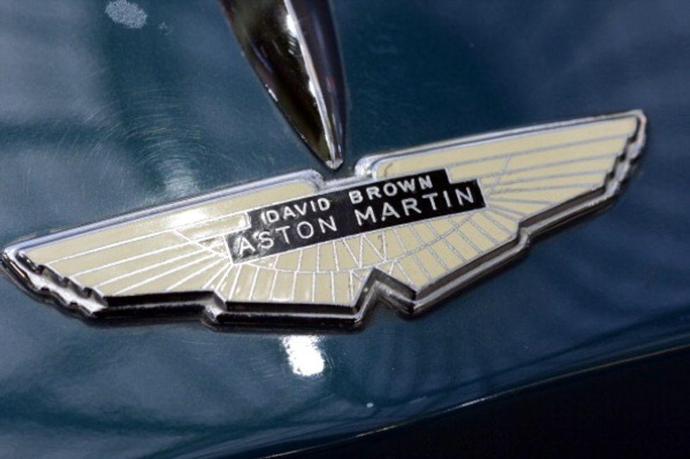 Aston Martin e la plastica cinese