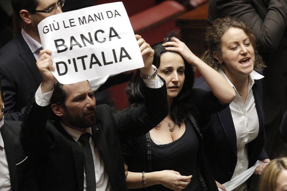 Imu-Bankitalia, tutti i perché dell'opposizione grillina