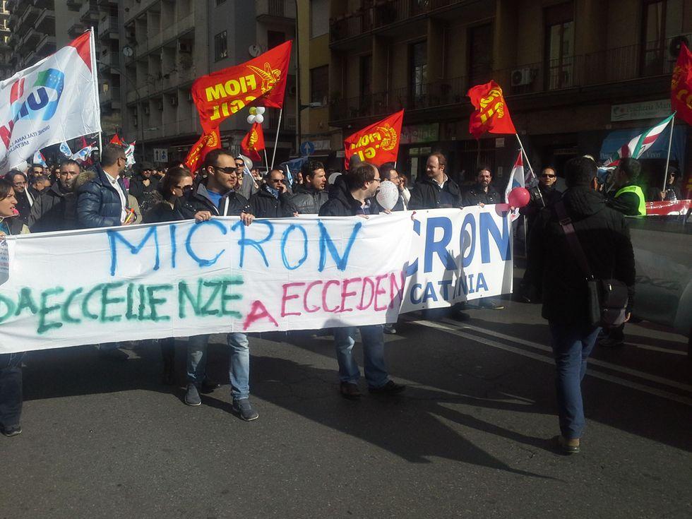 Ecco come muore il comparto della microelettronica Italiana