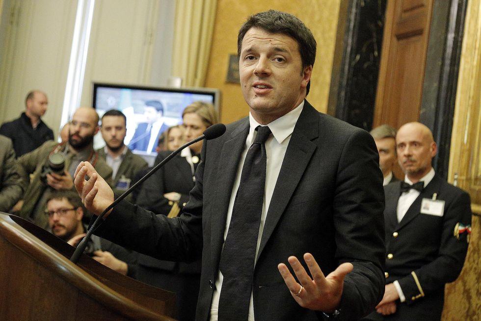 Il programma economico di Renzi nel discorso al Senato