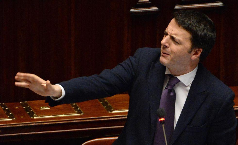 Il governo Renzi e gli aumenti in busta paga