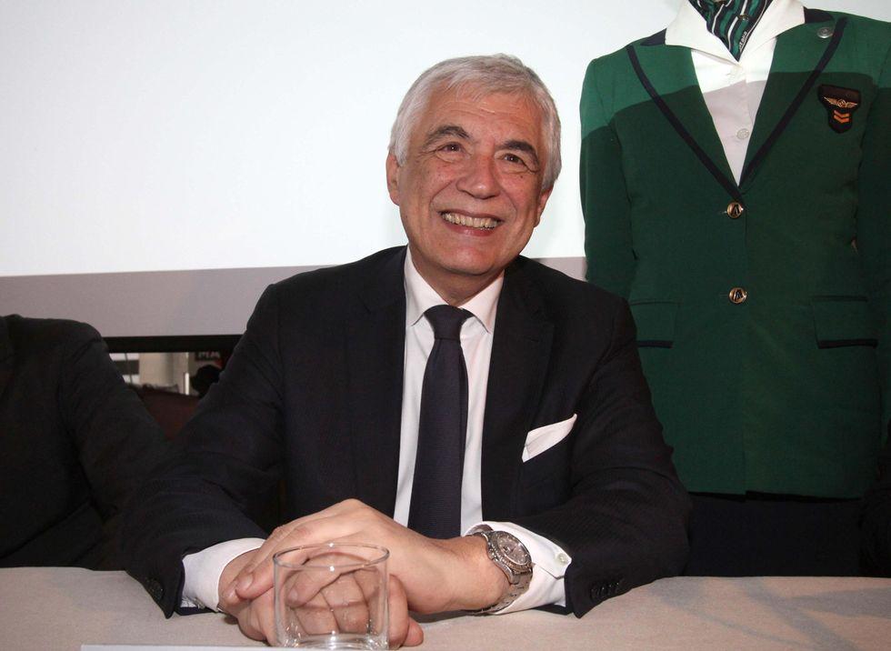 Gabriele del Torchio, il rilancio di Alitalia e la rivista Ulisse