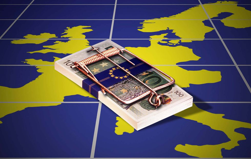 Bonfici dall'estero: cara Europa salvaci tu