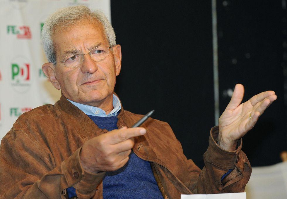 Luciano Violante, l'appestato