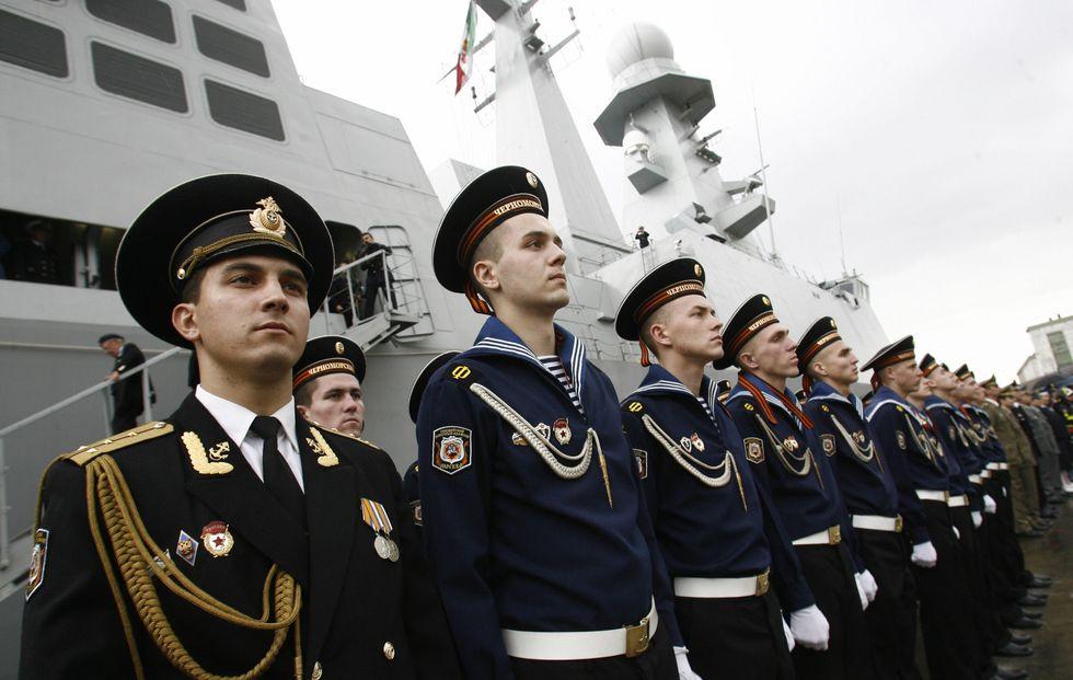 Siria, partita la prima nave italiana?