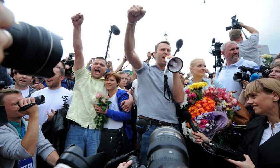 Alexey Navalny, l'anti Putin che vuole conquistare Mosca