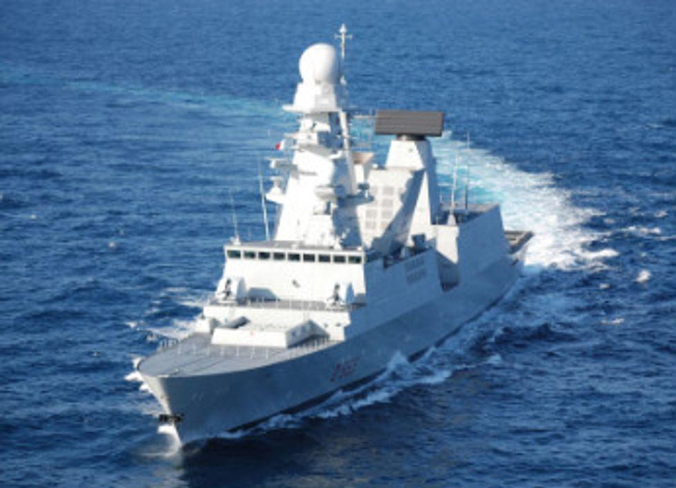 Siria: la missione delle due navi italiane