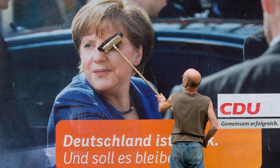 L'Angela sopra Berlino