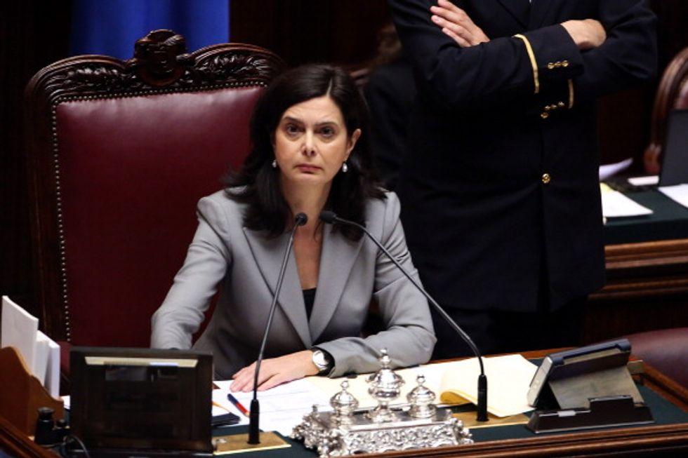 Tutte le metamorfosi di Laura Boldrini