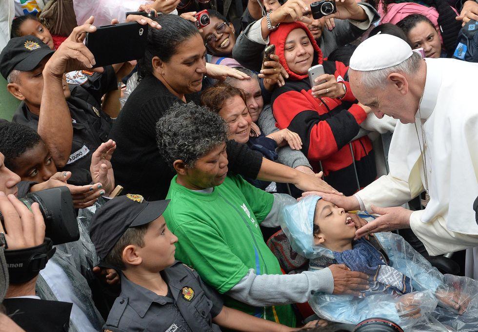 Esclusivo: la nuova enciclica del Papa