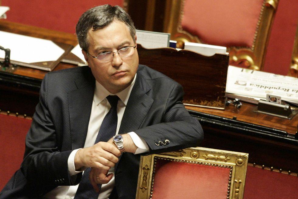 Decadenza Berlusconi: il testo della relazione di Augello
