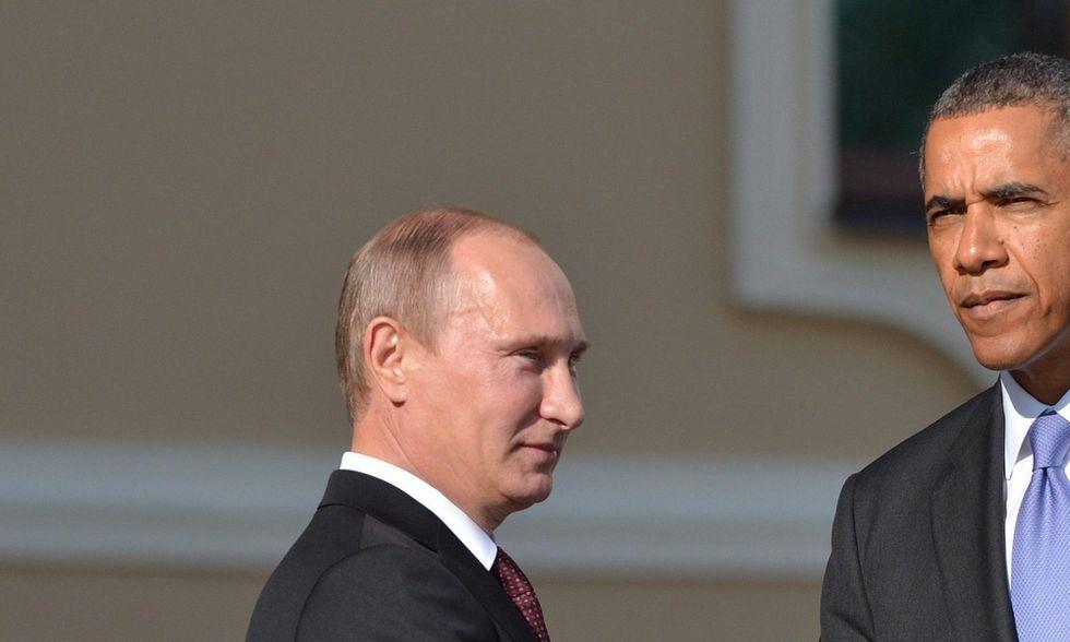 Lo scacco di Vladimir Putin a Barack Obama