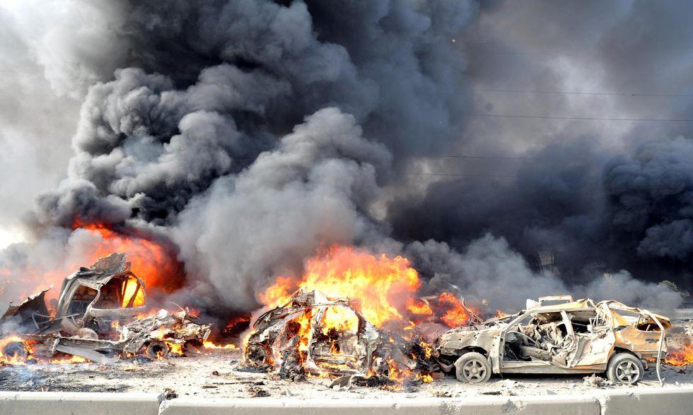 Siria: diario di guerra