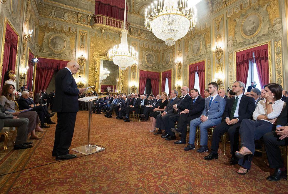 Napolitano confida in Berlusconi (e viceversa?)