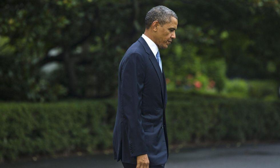 La solitudine di Barack Obama (sulla Siria)
