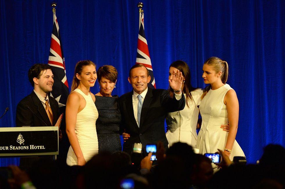 Il conservatore Tony Abbott è il nuovo Premier australiano