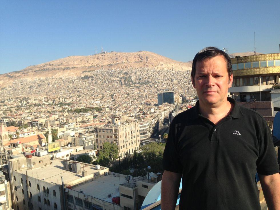"""La """"normalità"""" di Damasco"""